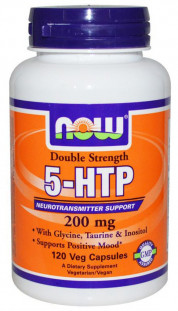 NOW 5-HTP (200 мг) 120 кап