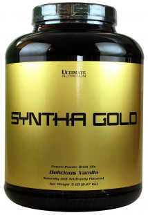 Протеин Ultimate Nutrition Syntha Gold 5lb (2270 г)
