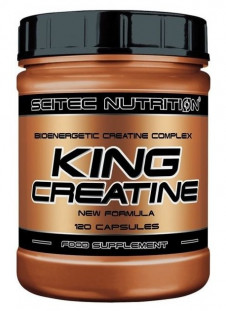 Scitec Nutrition King Creatine (120 кап)