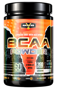 Maxler BCAA Powder (360 гр)