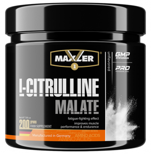 Maxler Citrulline Malate 200 g (can)