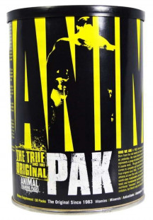Universal Nutrition Animal Pak (30 пак)